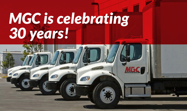 MGC is celebrating 30 years!